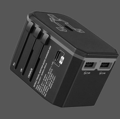 Dual Type C PD QC USB All in one Charger