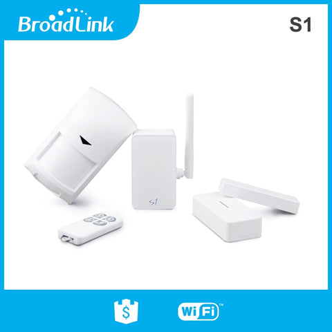 Broadlink Alarm Kit S1
