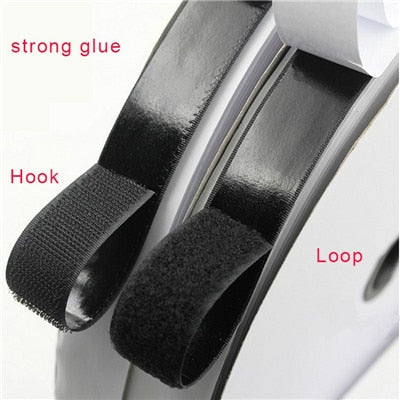 Strong Self Adhesive Hook and Loop Fastener