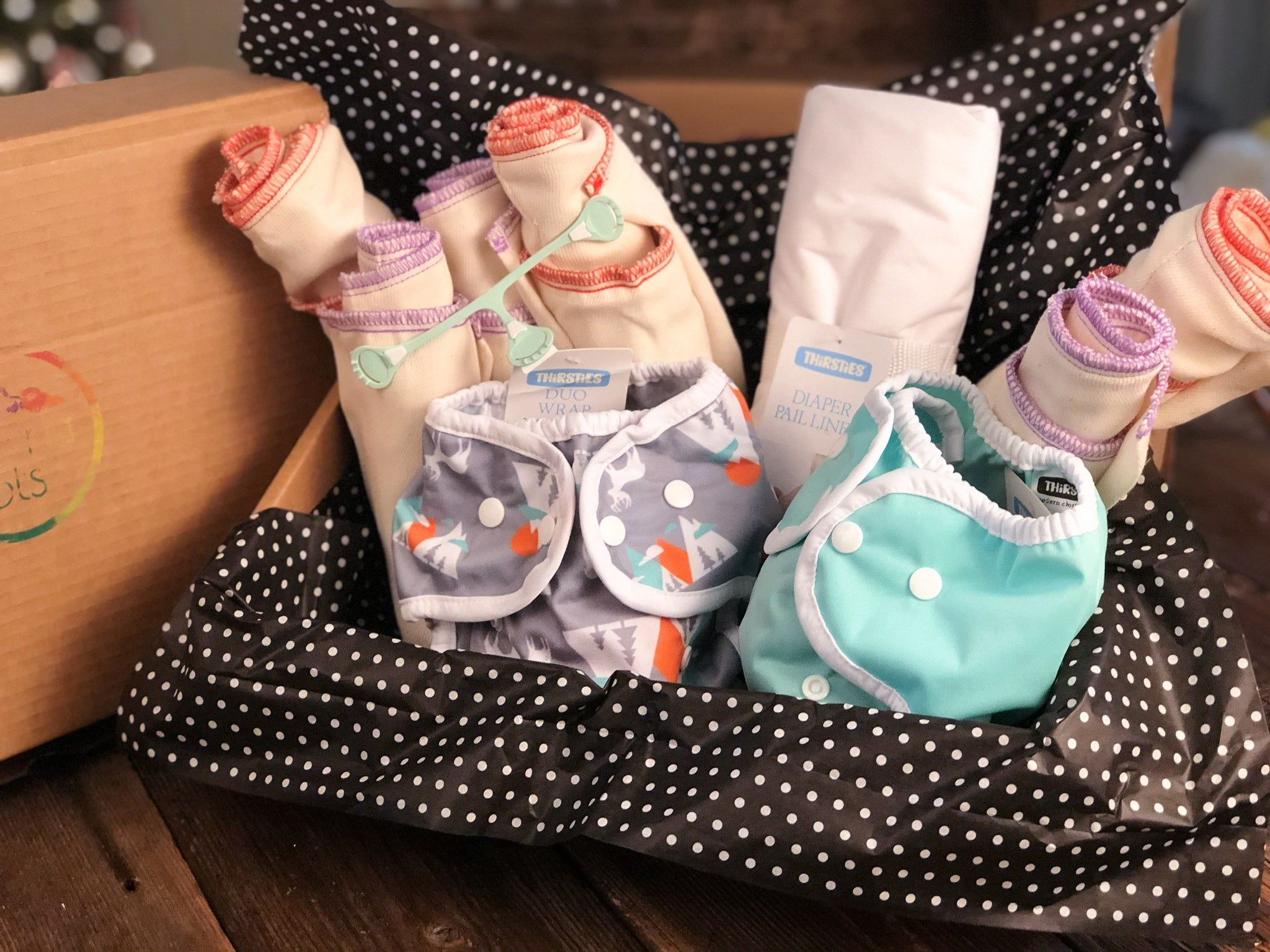 Cloth Diapering Essentials Kit