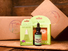 Healthy Baby Essentials Gift Set
