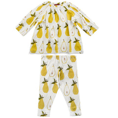 Fresh and Fruity Cool Weather Clothes Set