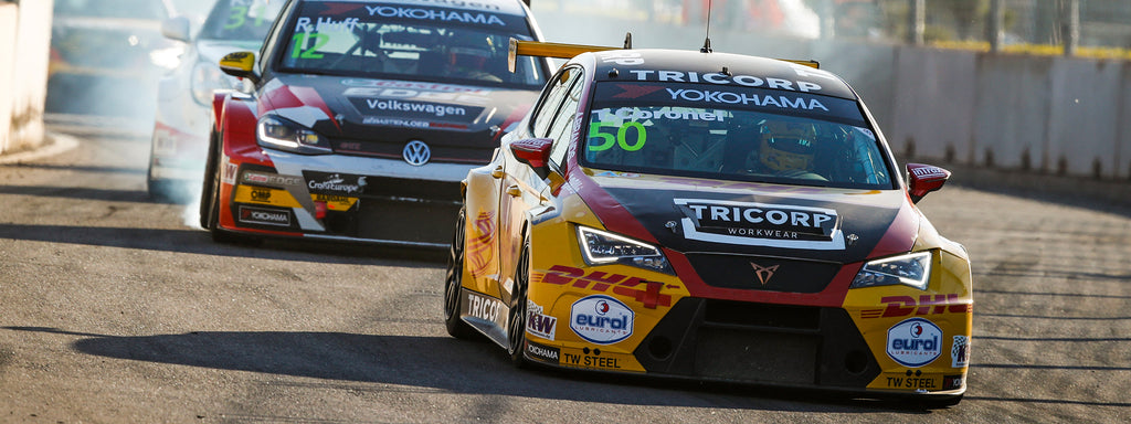 Coronel WTCR and TCR Europe