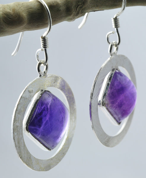 Le Vian amethyst earrings