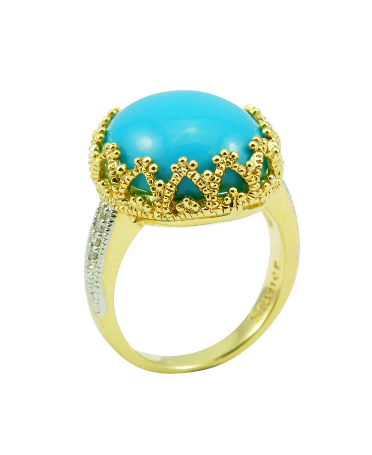 Anna Turquoise Ring