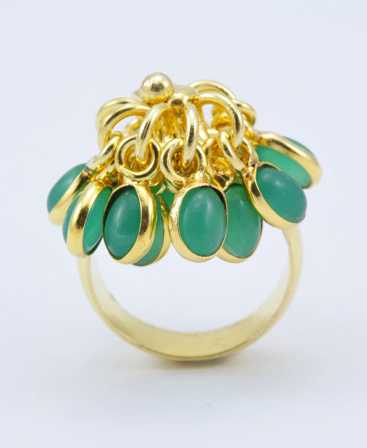 Bita Emerald Ring