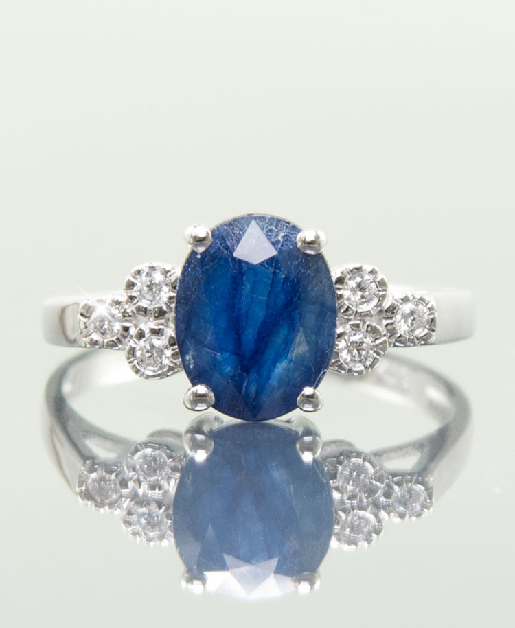 Loyal blue ring