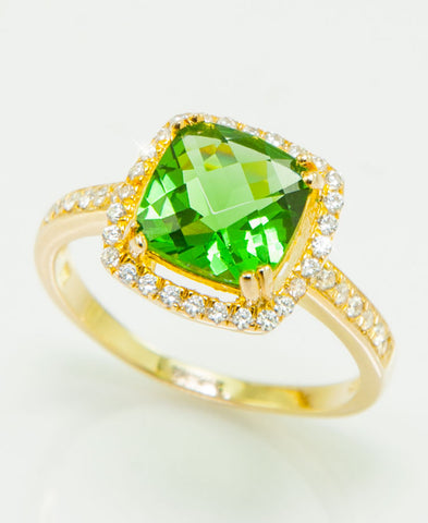 Green villa ring