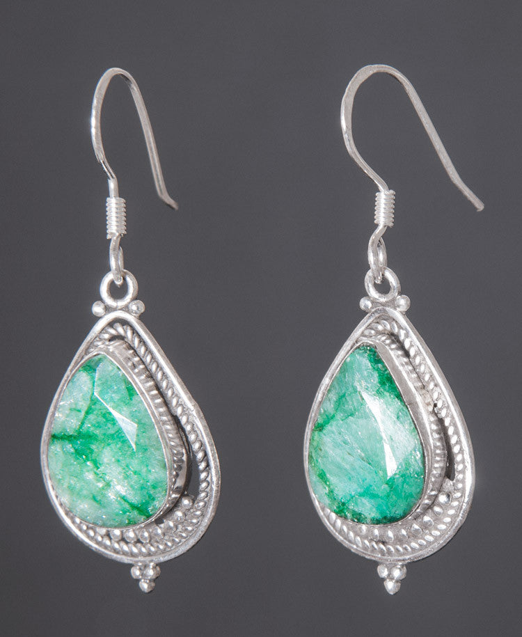 Poire earrings