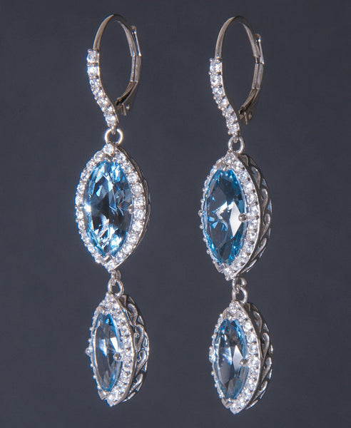 Marchesa earrings.