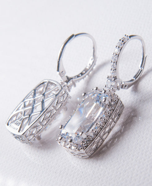 Purity earrings