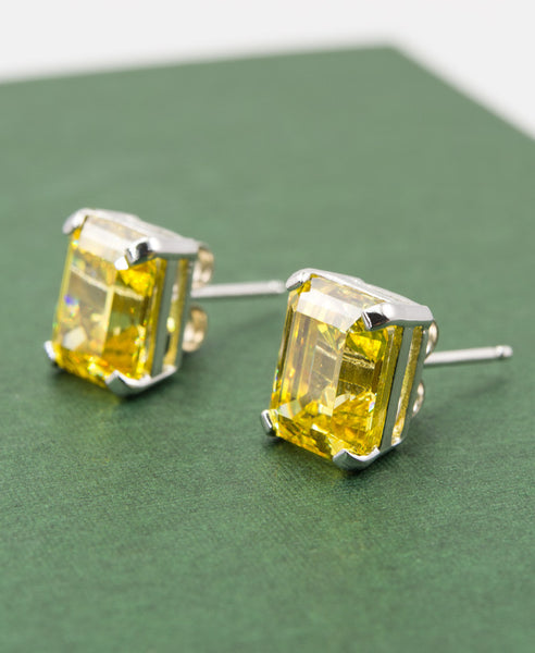 Canary earrings