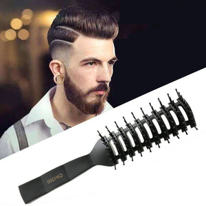 1pc Professional Salon Curl Hair Comb