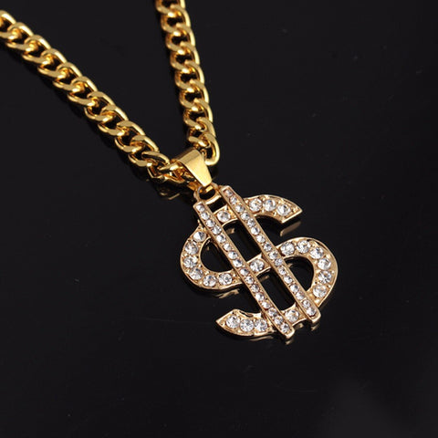 Gold Money Chain
