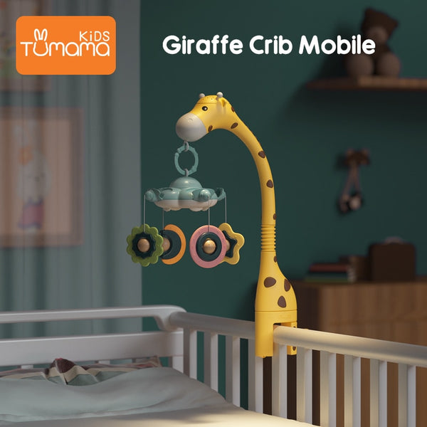 360 Baby Rattles Crib Toy Holder