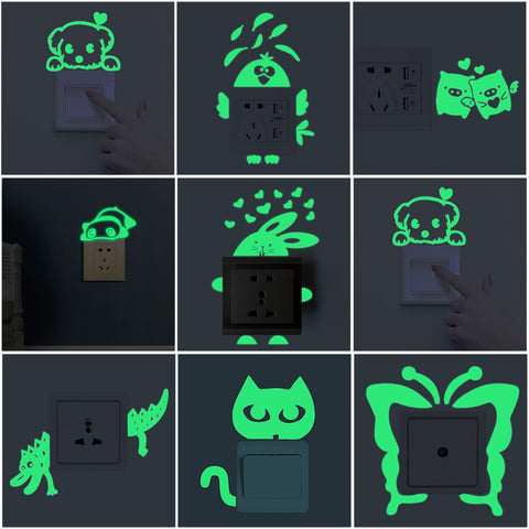 Luminous Fluorescent Wall Stickers