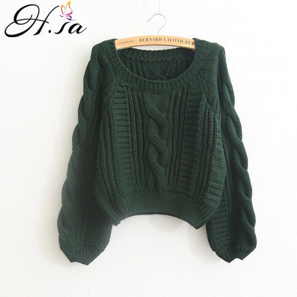 Women Pull Sweater