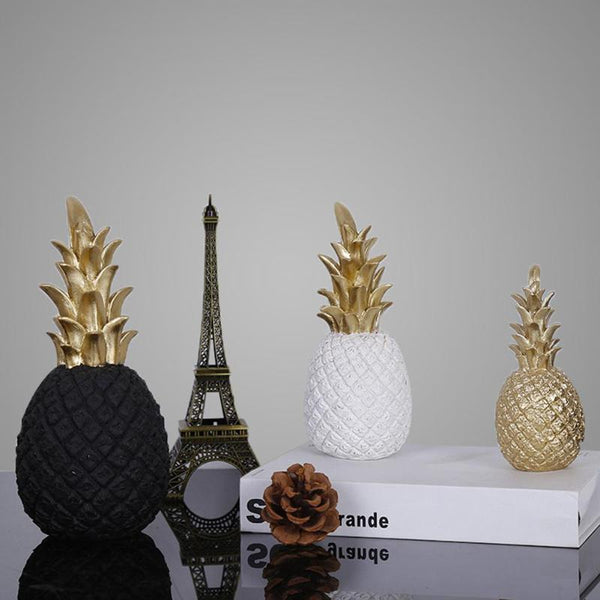Newest Nordic Modern Home Decor Pineapple Ornament