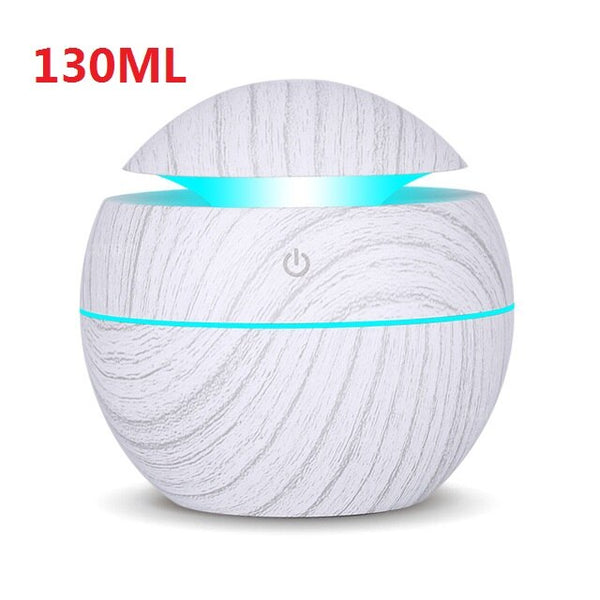 300ml  USB Ultrasonic Aromatherapy Diffuser