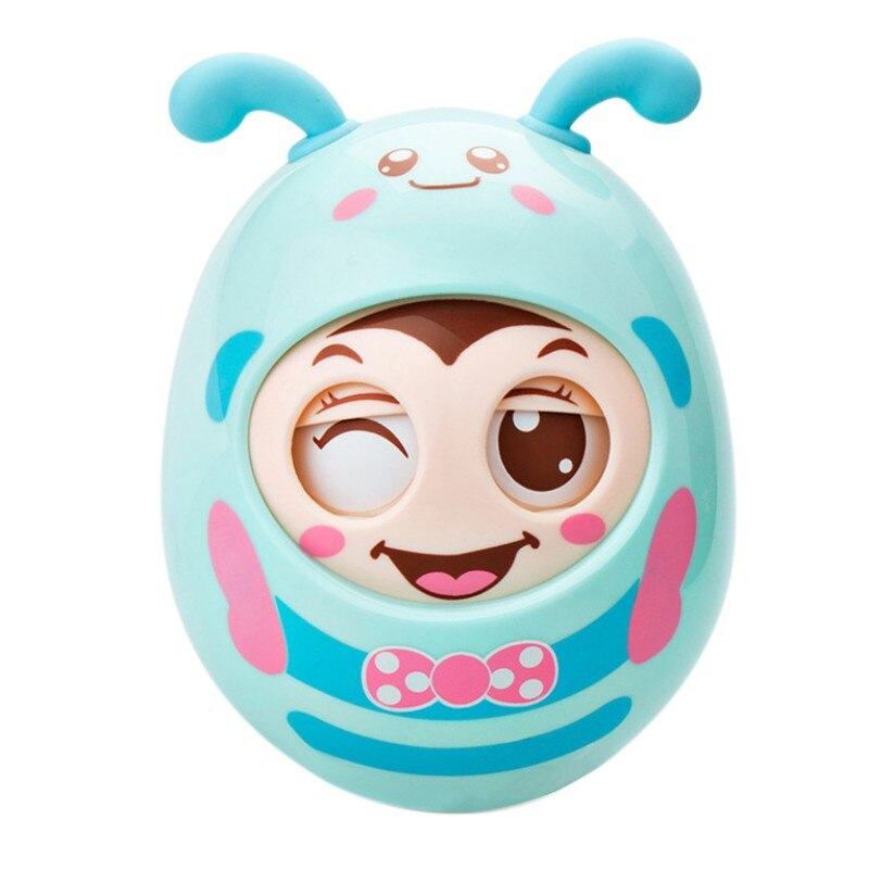 Creative Cute Twinkle Tumbler Rattle