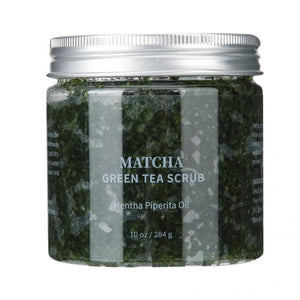 284g Green Tea Facial Scrub