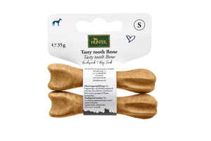 HUNTER Hundesnack Tasty Tooth Bone - Pro Dogshop