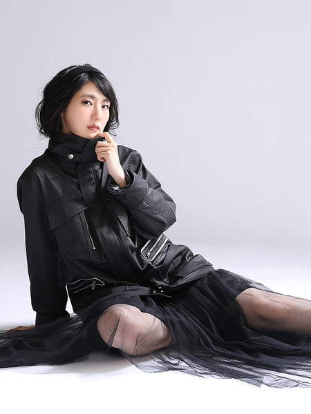 Interview with 2B's Voice Actress Yui Ishikawa<br>Special Fashion Photo Shoot for NieR:Automata