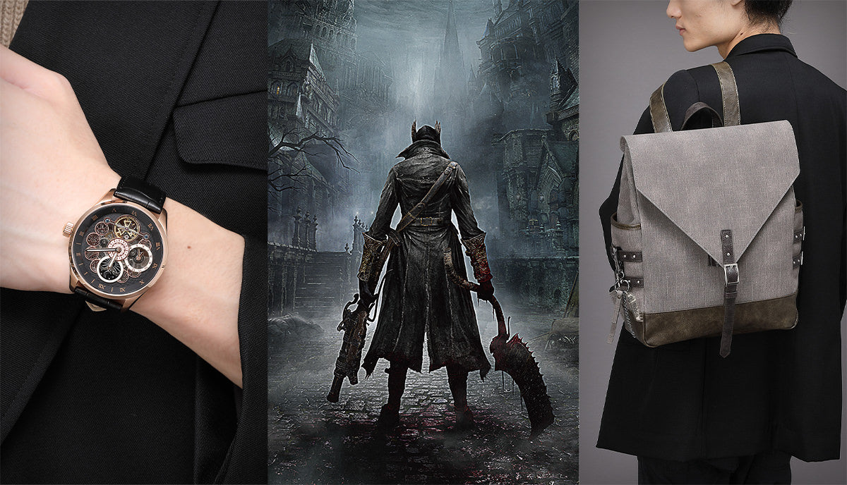 """The first of the """"Bloodborne"""" collaboration ration! A must-see item fans."""