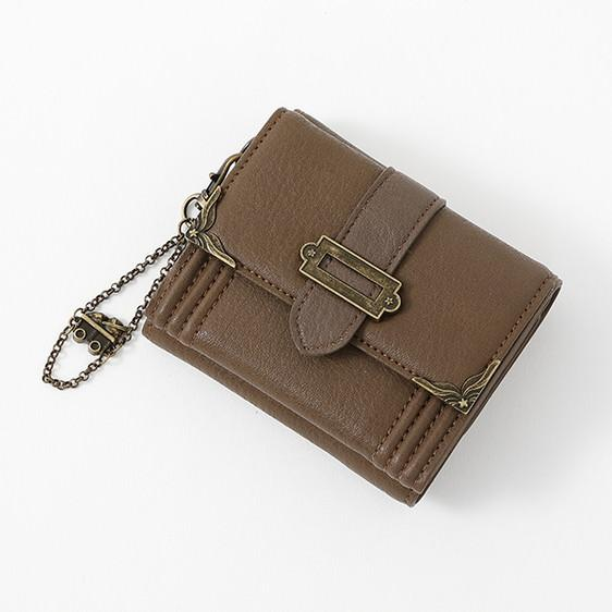The Great Cave Offensive Model Trifold Wallet