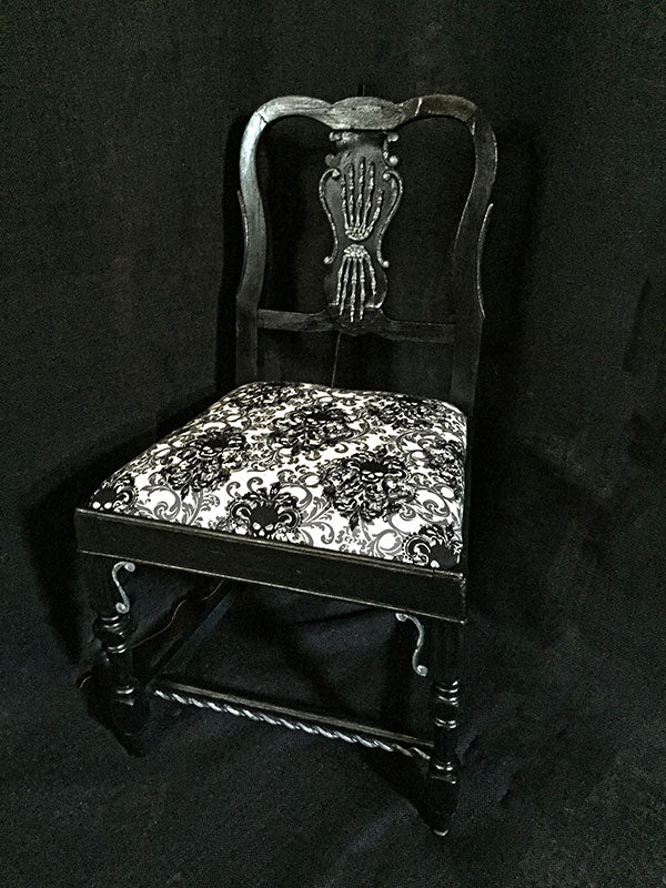 Finished Creepy Chair