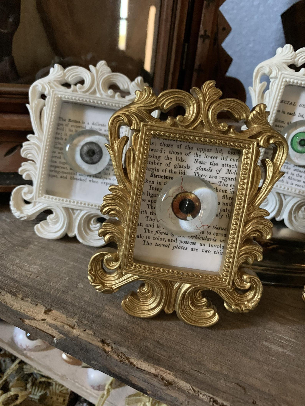 Framed Eyeball