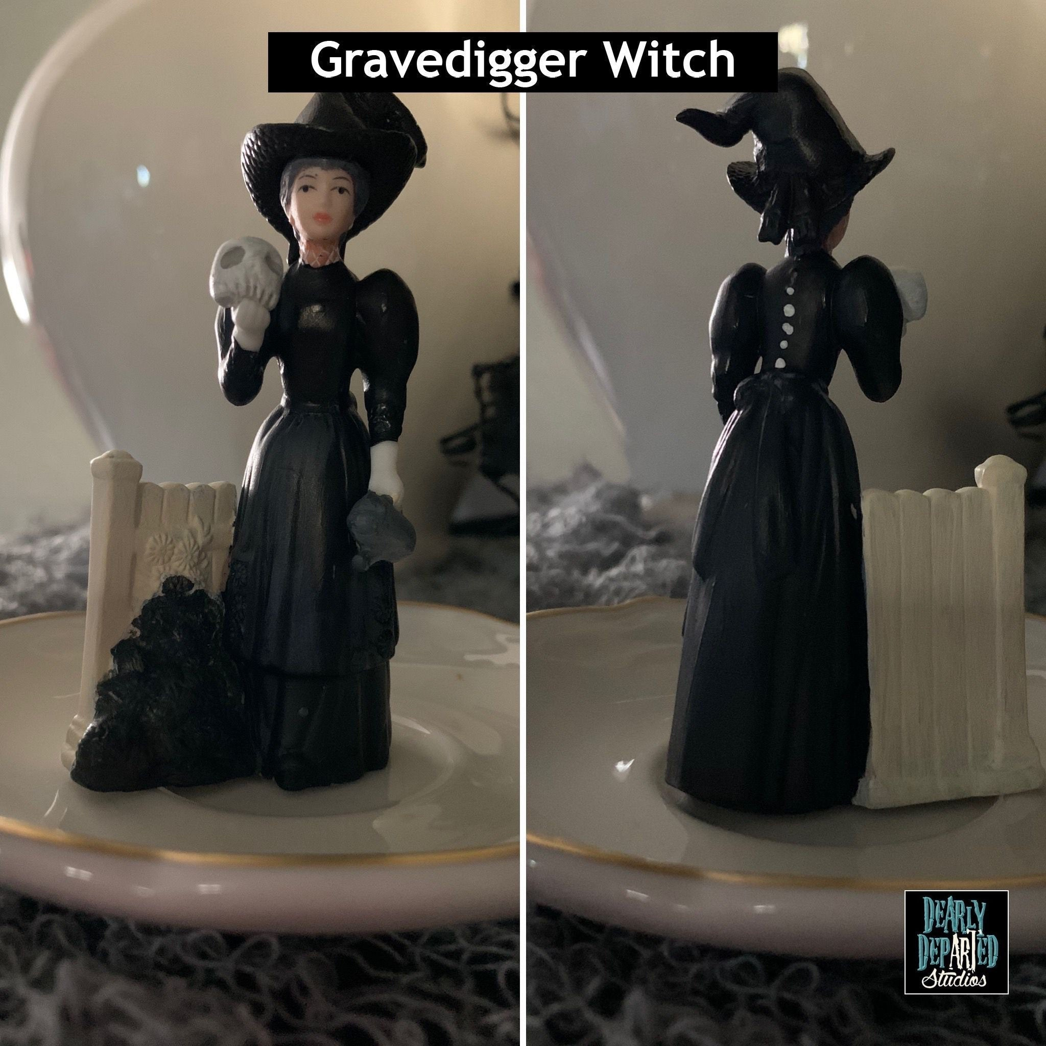 Mini Cloched Witches - Coven No. 1