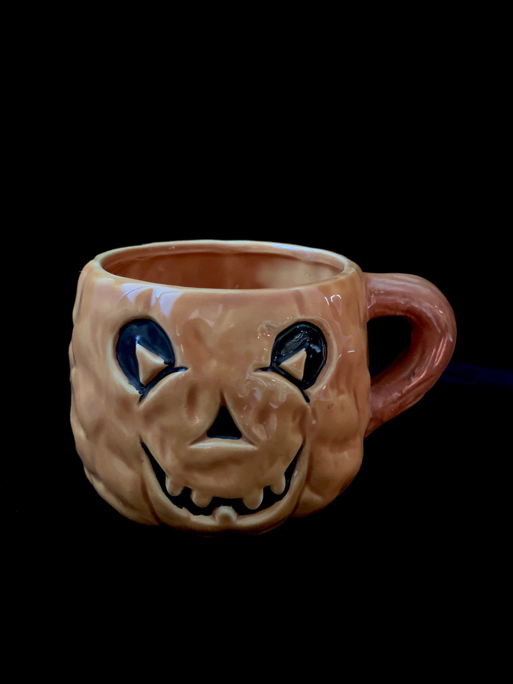 Jack O'Lantern Planter/Mug by Holland Floral