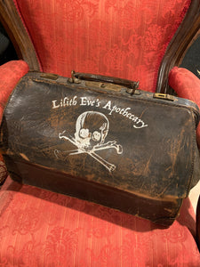 Lilith Eve's Apothecary Medical Bag