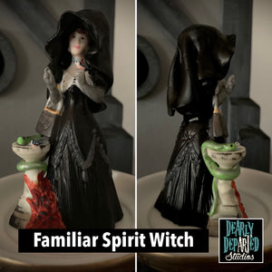 Mini Cloched Witches - Coven No. 2