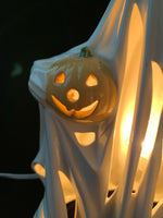 Vintage 1970's Ceramic Ghost Light