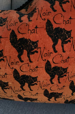 Chat Noir - Black Cat - Pillow