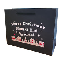 Load image into Gallery viewer, Merry Christmas Gift Wrap Bags - Family