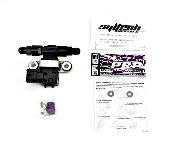 Slytech - Flex Fuel Sensor (Small) Content & Temp