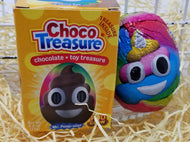 ChocoTreasure Emoji Poo Egg 23g