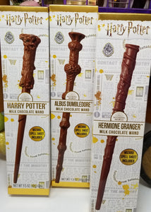 "Jelly Belly Harry Potter ""Albus Dumbledore"" Milk Chocolate Wand 42g"