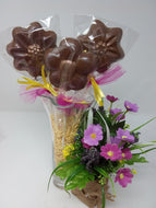 Flower Pop - Milk Chocolate