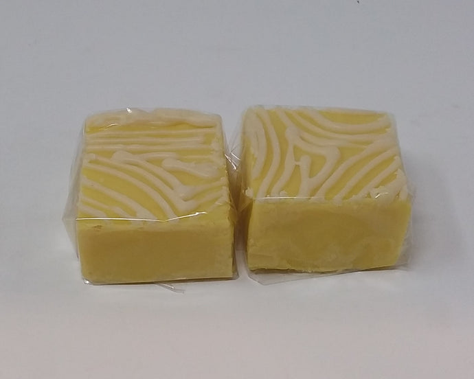 Tangy Lemon Fudge
