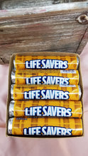 Load image into Gallery viewer, Butter Rum Lifesaver Rolls (32g) - Box of 10