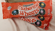 Barratt Catherine Wheels Liquorice 113g