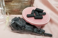 Black School Chalk Licorice 114g