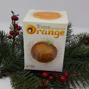 Terry's Chocolate Orange White Chocolate 147g