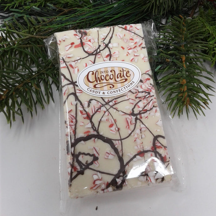 White Chocolate Peppermint Bark 151g