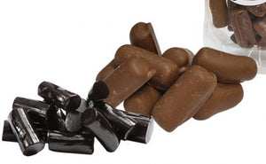 Chocolate Covered Black Licorice 114g