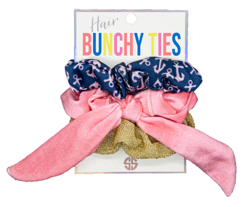 Bunchy Hair Ties Anchor